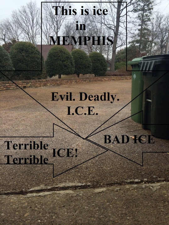 ICE IN MEMPHIS